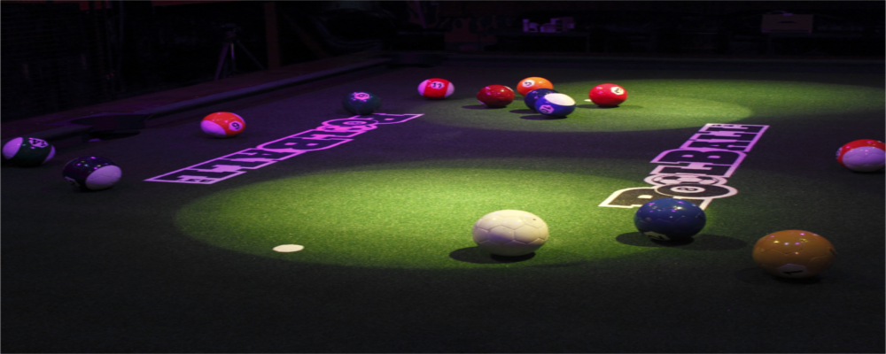 PoolBall Banner